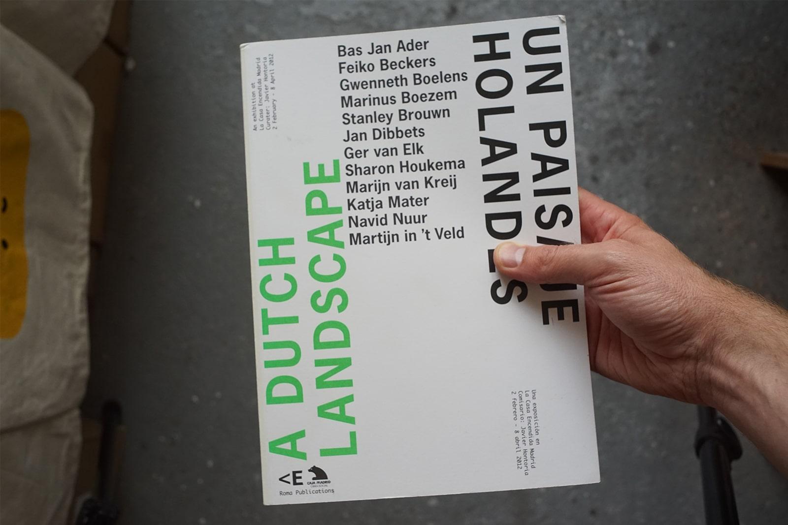 A Dutch Landscape - Exhibition catalogue