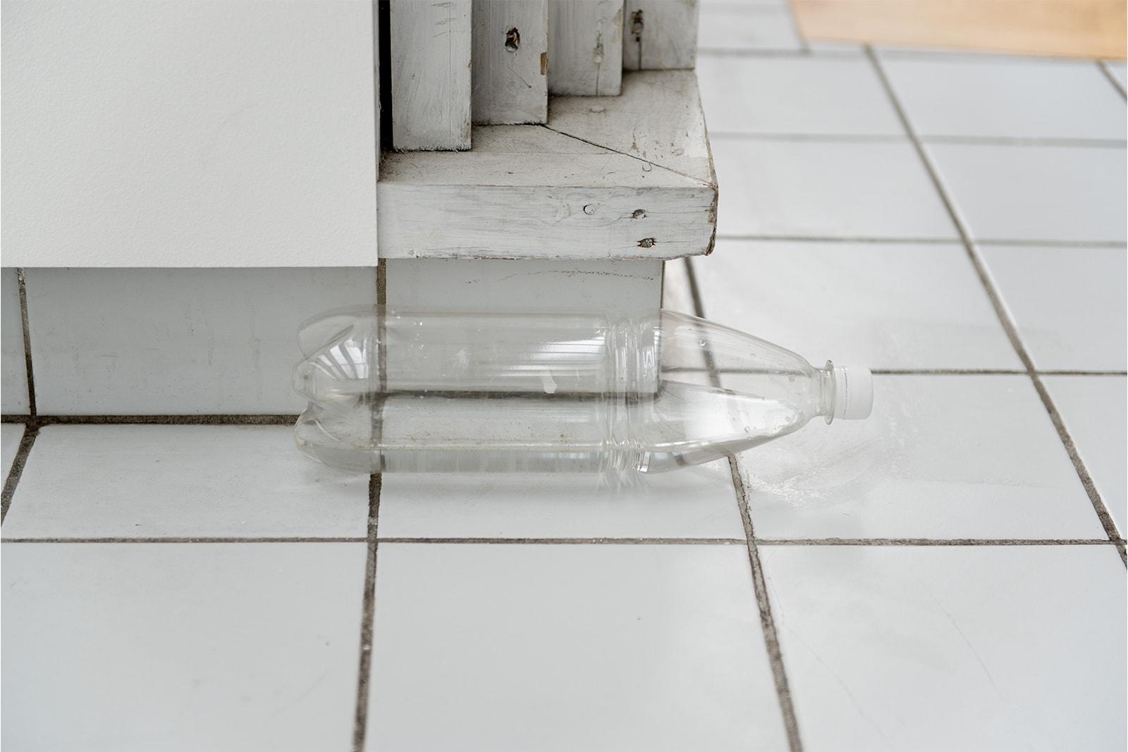 A Bottle Of Ocean Water (Tromsø) - Plastic bottle, ocean water, 2013