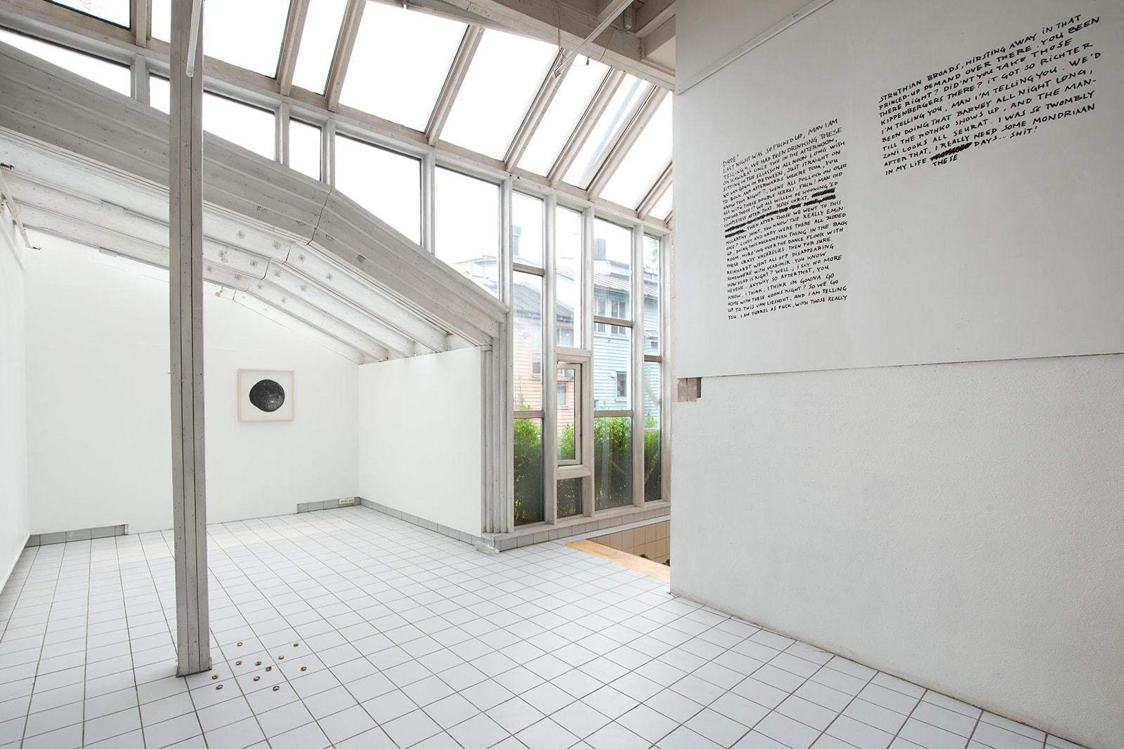Confetti - Exhibition overview