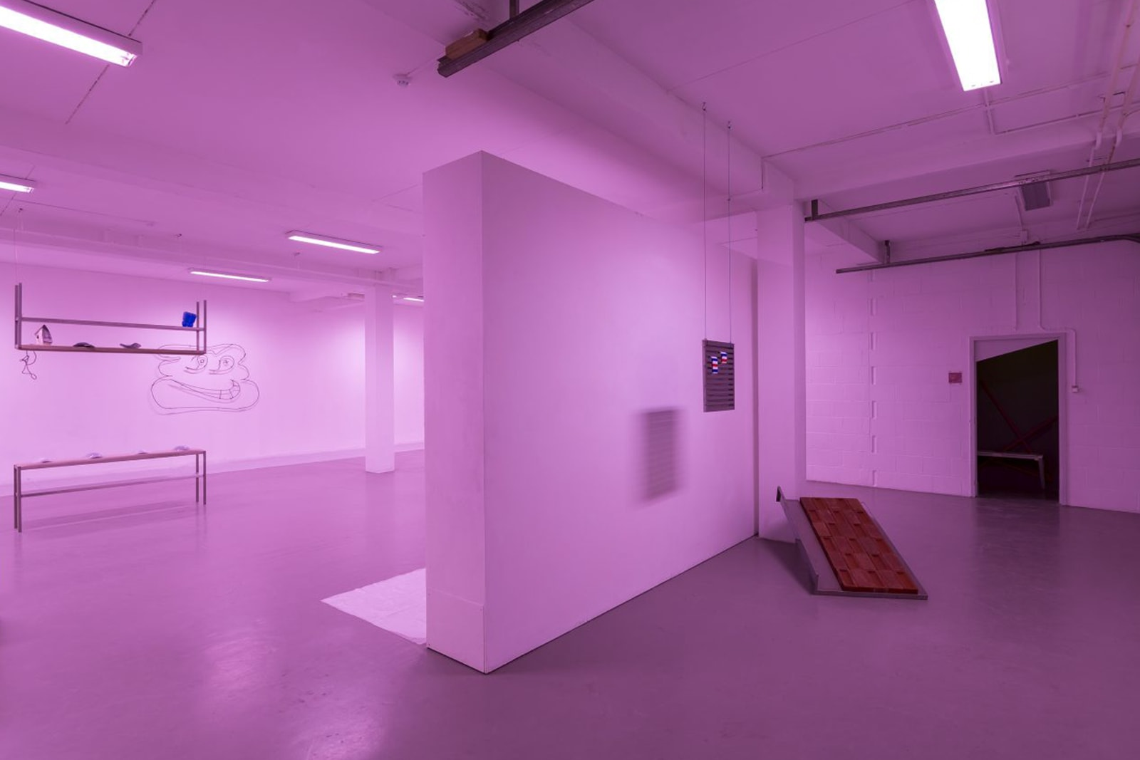 Michiel Hilbrink – This space has to be filled, P////AKT, Amsterdam, 2016
